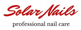 Solar Nails Westport Kansas City Nail Salon Logo
