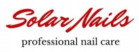 Solar Nails Westport Kansas City Nail Salon Logo
