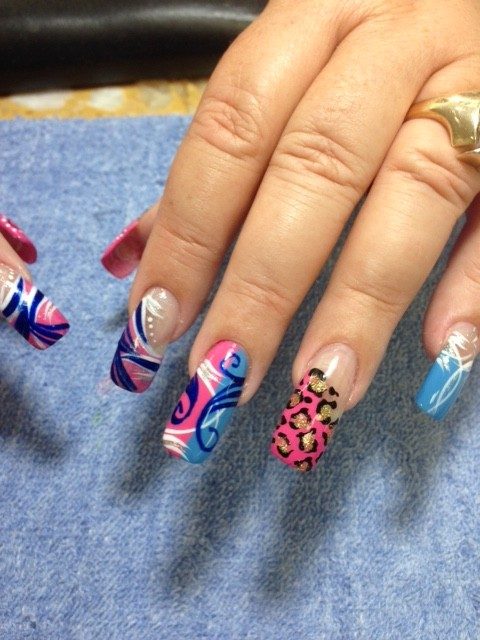 Photos of the nail art and designs that solar nails designs unique designs for any style or color nail art solar nails westport prinsesfo Choice Image
