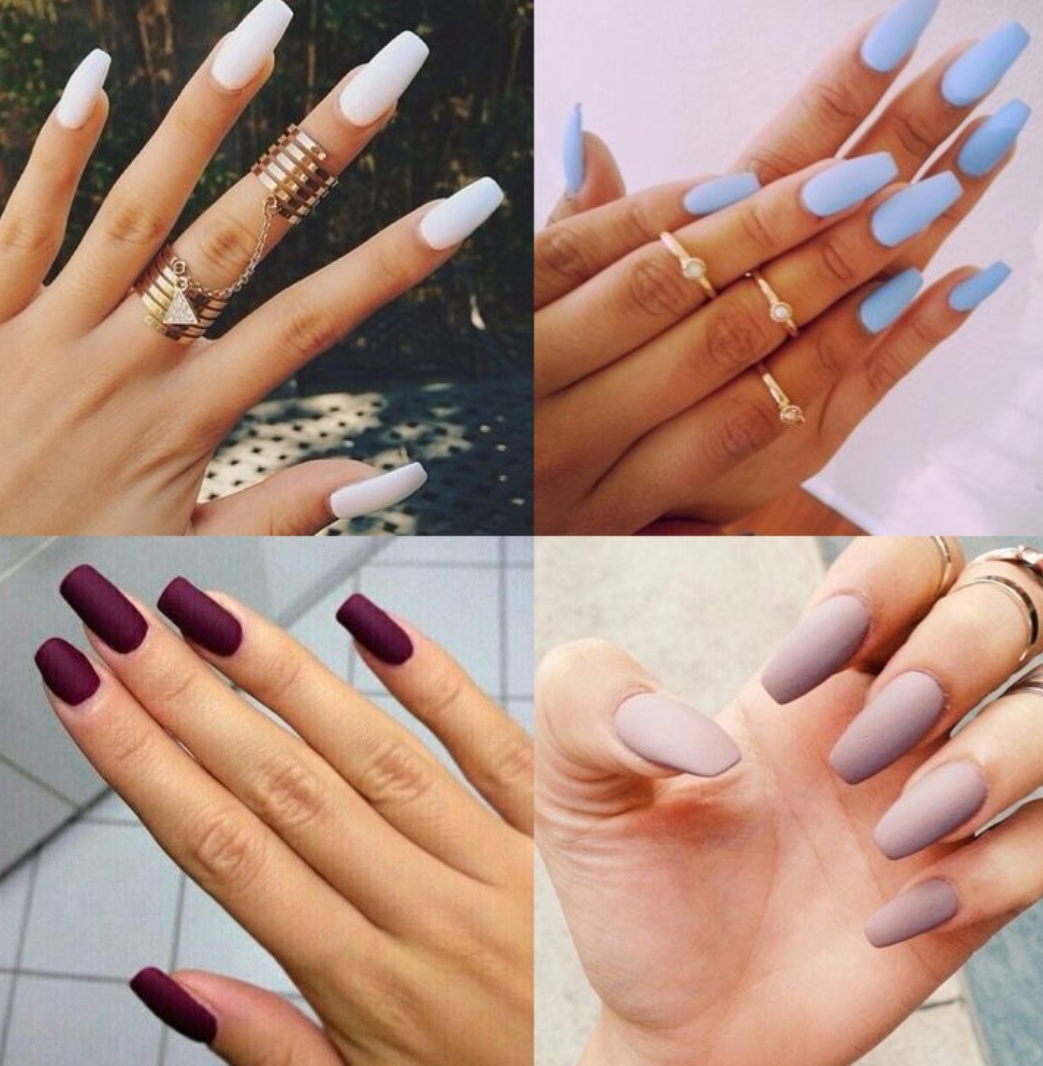 Kylie Jenner Nails get them done at Solar Nails in Westport