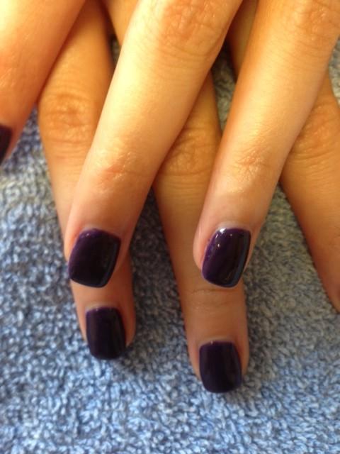 In fashion colors for fall winter 2015 nail polish Solar Nails Westport